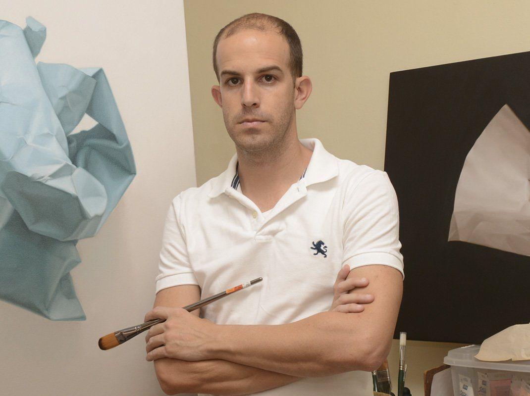 Javier Ampudia Pacheco - Artista