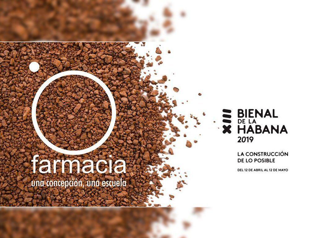 """""""Árbol del mundo"""". Proyecto Farmacia. una concepción, una escuela. XIII Edición de la Bienal de La Habana. 2019"""